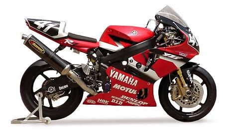 Yamaha R7 - Haga