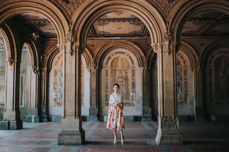 Central Park Portrait Session - Blog — CamrynElizabeth