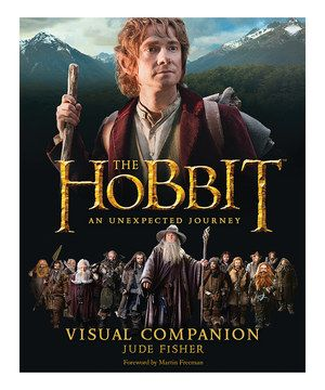 Another great find on #zulily! The Hobbit: An Unexpected Journey Visual Companion Hardcover by Houghton Mifflin Harcourt #zulilyfinds