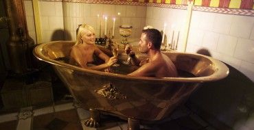 The most romantic spa in Athens #Kurland #yesidogr