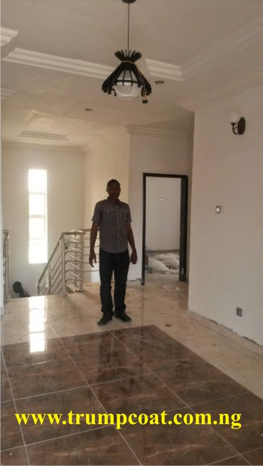 Improved Paint Adverts Nigeria Painting Contractors Pop