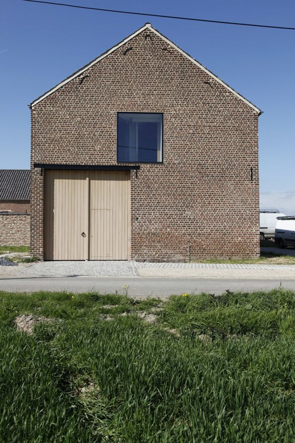 House VVD by LensAss architecten, via Behance