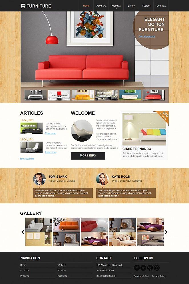 Furniture Cms