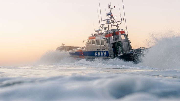 lifeboat KNRM Ameland waterphotography