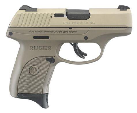 Ruger® LC9s® * Centerfire Pistol Models