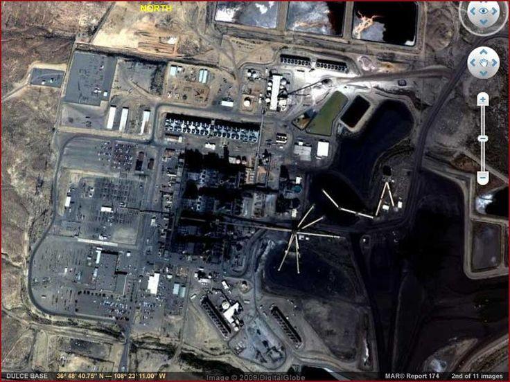 Un'altra Area 51: La base segreta di Dulce