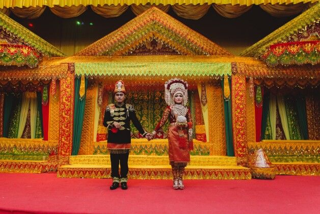 Aceh wedding