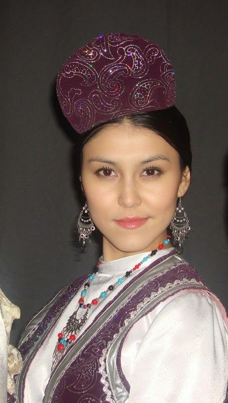 Tatarlar - Mishars - татарский - Татарстан - Türk Asya - Bilig Bitig, Asian Turkish, Тюрки России