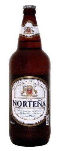 Beer: Norteña.