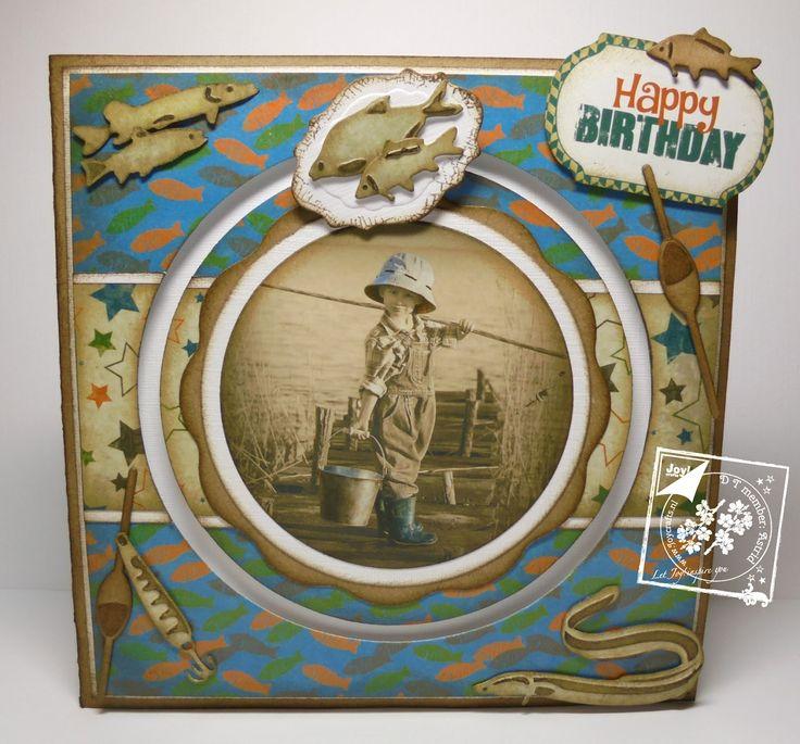 Hallo allemaal,     Met het mooie papierblok van Cool Dudes, kun je mooie verjaardagskaarten voor jongens/mannen maken. Er zitten erg leuke...