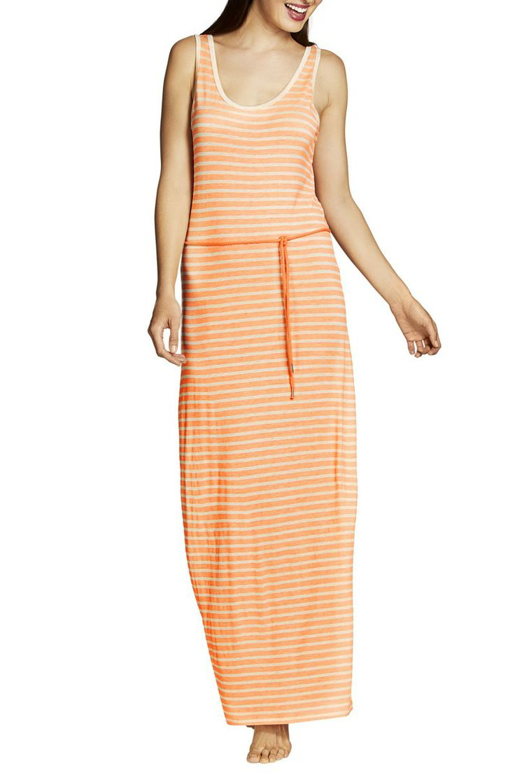 Printed Maxi Dress - Dresses & Skirts - Clothing - Womens $25