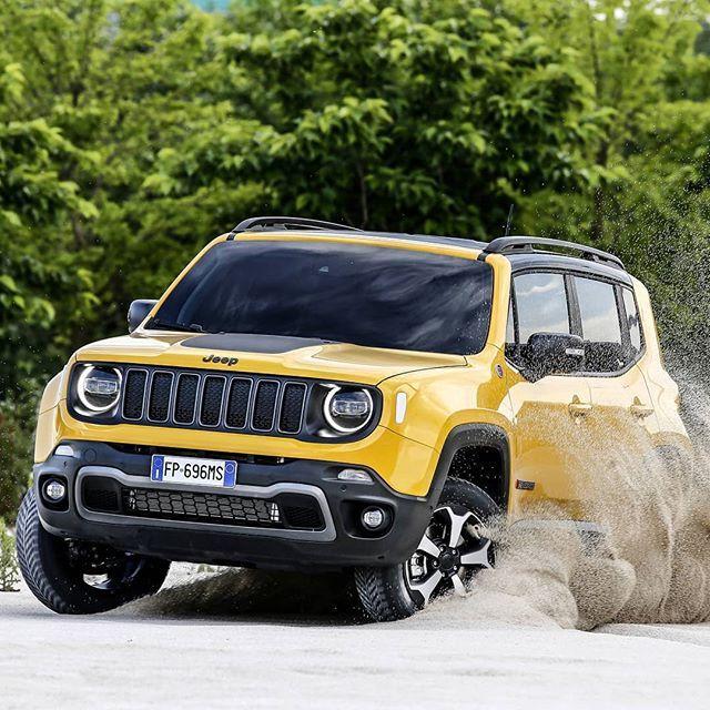Jeep Renegade 2019 Marca Revelou Preco De Uma Das Versoes Do Suv