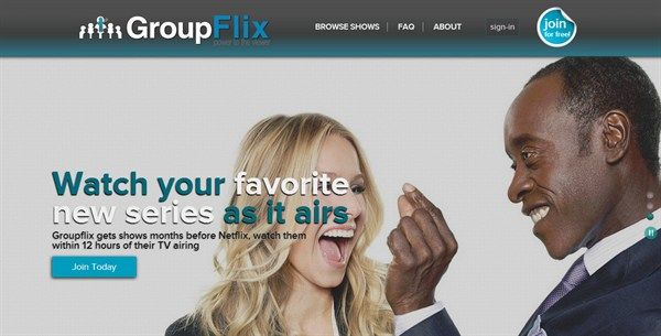 Watch New TV Episodes Online With GroupFlix