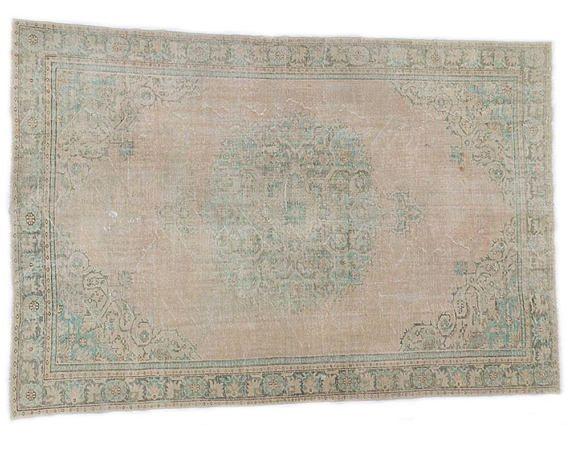 Large Oushak rug Oushak rugs turkish oushak rug vintage