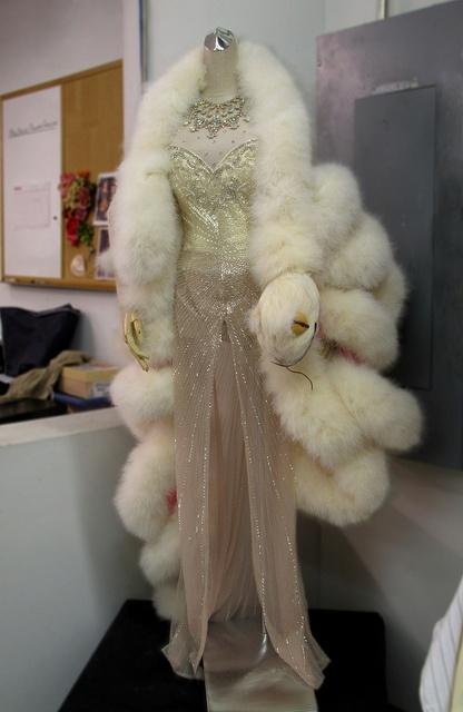 Follies Gypsy. TDFTKTS, via Flickr www.tdf.org/costumes