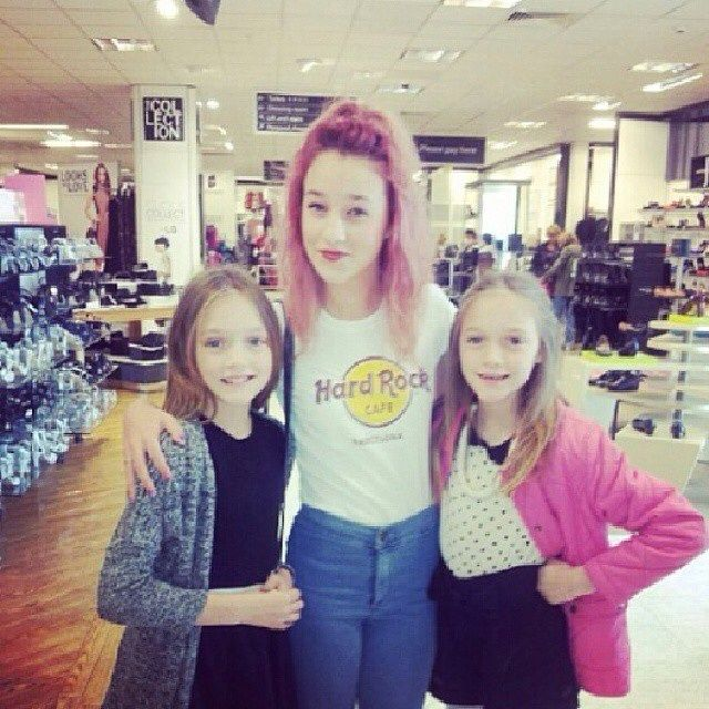 35 best Phoebe and daisy tomlinson images on Pinterest ...