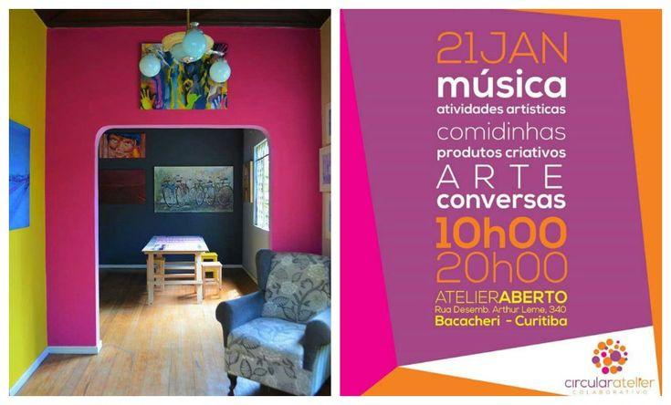 Coworking para produção artística em Curitiba abre neste sábado (21)