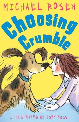 When Terri-Lee goes to the pet-shop she thinks she'll be choosing a dog - she doesn't expect the dog to be choosing her! But Crumble is no ordinary pet and he's got a few questions to ask: How many walks will you take me on? Do you like to dance? Will you tickle me? I like that a lot.