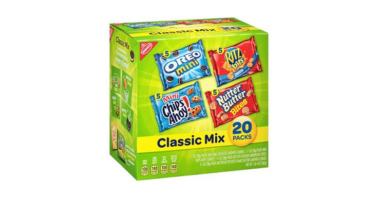 HOTTTT!!! Nabisco Cookie and Cracker Mix ONLY $0.35!! - http://yeswecoupon.com/hotttt-nabisco-cookie-and-cracker-mix-only-0-35/?Pinterest