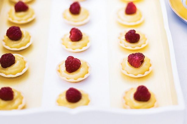 Serve these sweet mini tartlets at your next gathering.