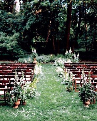 Ally And Adam's Backyard Wedding In Utah.