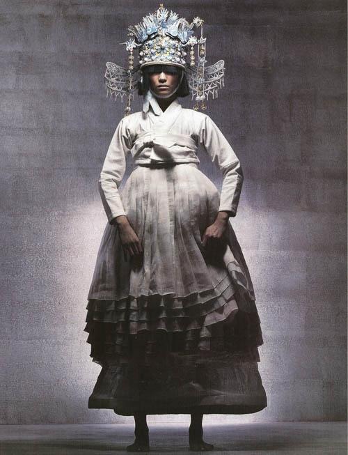 Ogh Sang Sun Vogue Korea