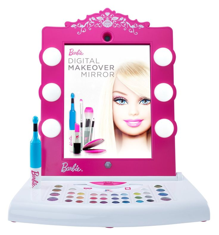 Barbie Digital Makeover Mirror for iPad