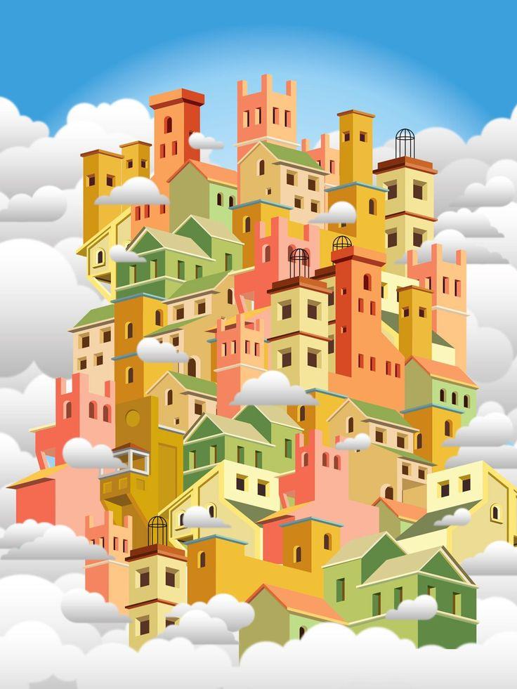 Stratus - An aerial wallpaper by Adrien Cissé - Ufunk.net