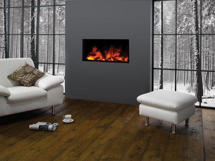 Studio Electric Inset 80, 105 & 150 Fires - Gazco Fires
