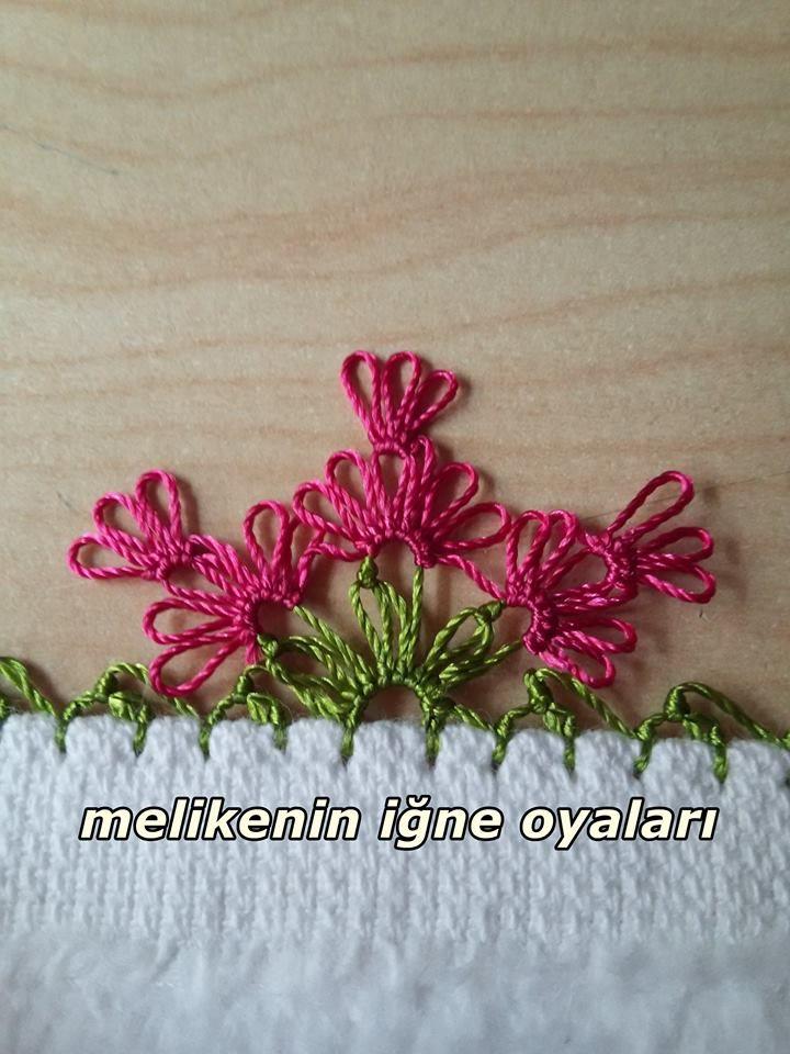 Beyaz havlu kenarı oyası #ceyizbulvari #ceyiz #trousseau #nakis #knitting #emroidery #home #handmade #women #crochet #ideas