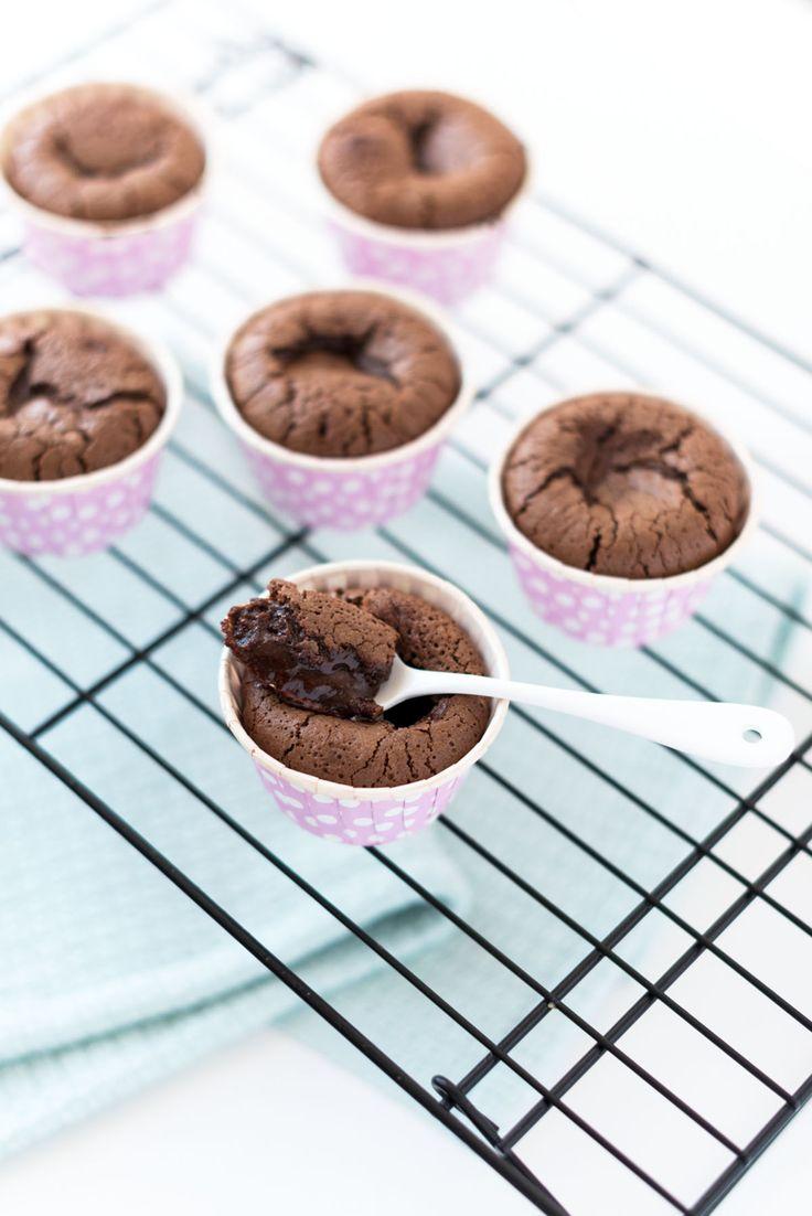 Moelleux Chocolat au Cœur Coulant | Lilie Bakery