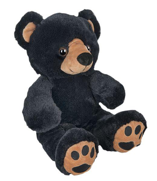 "NEW ARRIVAL ""Jr"" the Black Bear Stuff your own teddy bear kit from Teddy Bear Loft . Start planning your own teddy bear stuffing party today and we'll ship tomorrow!"