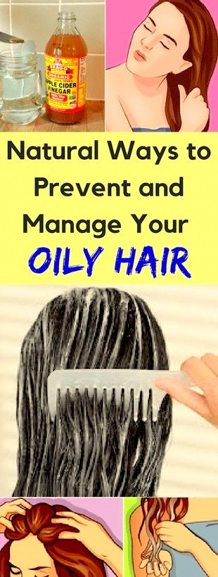 Oily hair can be compared to oily skin, and it can…