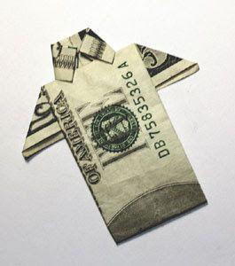 Origami n' Stuff 4 Kids: dollar bill folding