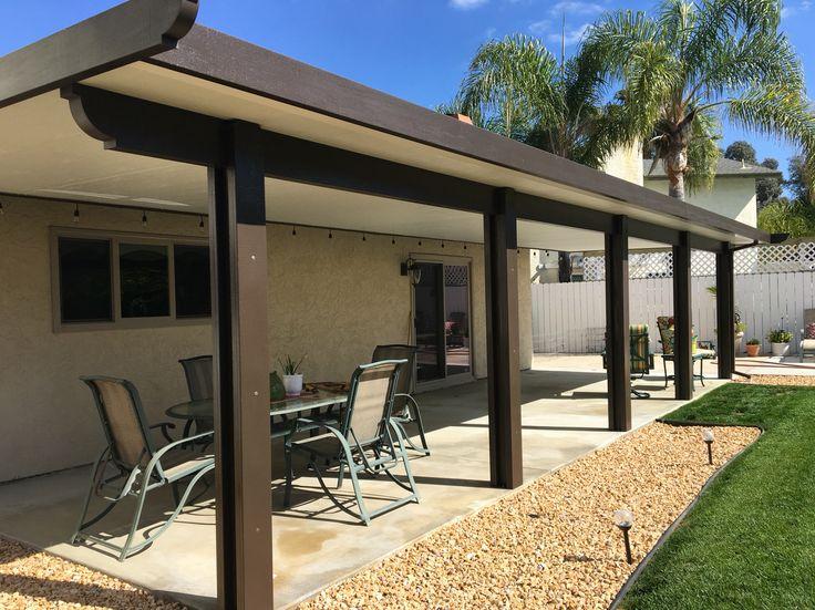 Patio Cover San Diego RKC Construction #patiocoverssandiego