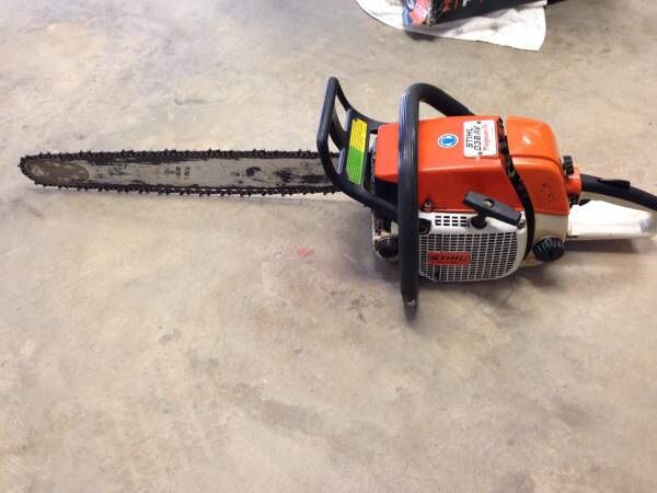Stihl av magnum saws pinterest