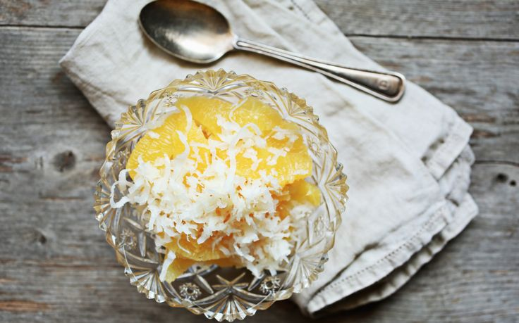Learn how to make this easy Southern dessert classic, Ambrosia, in minutes.