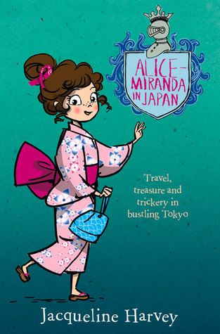 Alice-Miranda in Japan by Jacqueline Harvey