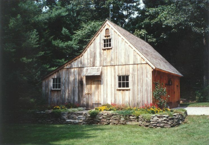 7 best one story barns 26 39 deep images on pinterest barn for Country barn plans