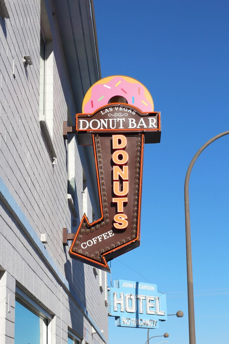 Must-try restaurant in Las Vegas: Donut Bar