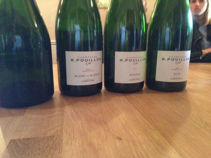 Champagne Pouillon @ Bacchus wijnfestival Dis Donc www.disdonc.nl