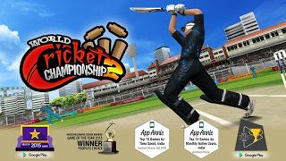 World Cricket Championship 2 is the master of cricket games. this is the new version play in the game. you can play ICC World cup [20] ...