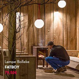Lampe à Accrocher Bolleke Fatboy #LampeBolleke #Bolleke #light #Outdoor  #Terrasse #