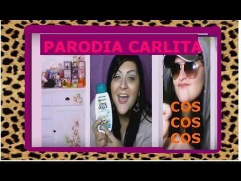 Carlitadolce PARODIA Carlitadolgio eco eco eco prodotti ecobio!!!!!!!!!!! - YouTube