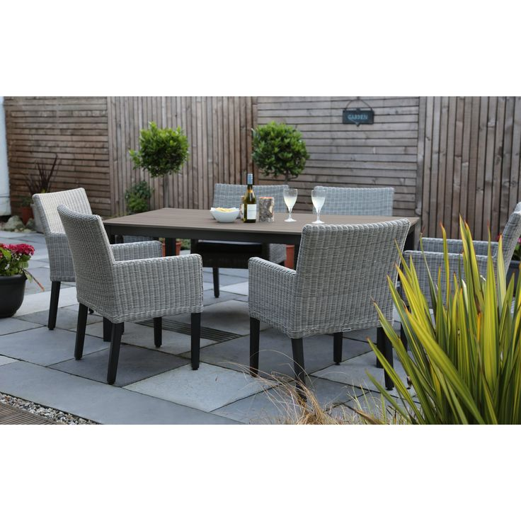 Beau KETTLER Bretagne Outdoor Furniture Range