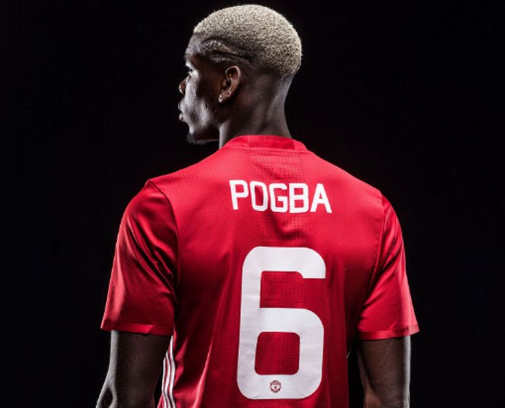 Paul Pogba Manchester United 6