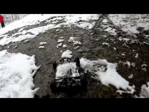 KOSTRA's Freeride Buggy winter ride 2014