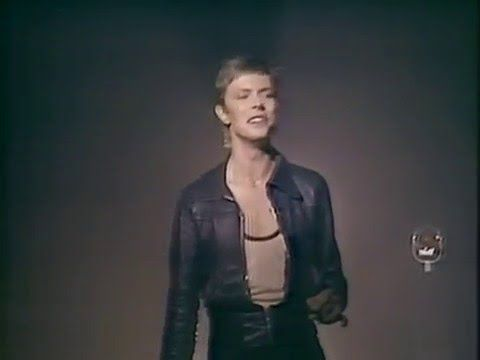 David Bowie - Heroes - YouTube  My favourite song ever, it's way ahead of its time and so powerful. And he looks absolutely