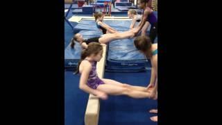 Cincinnati Gymnastics Drills