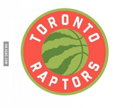 The Toronto raptors new logo and its fugly at best